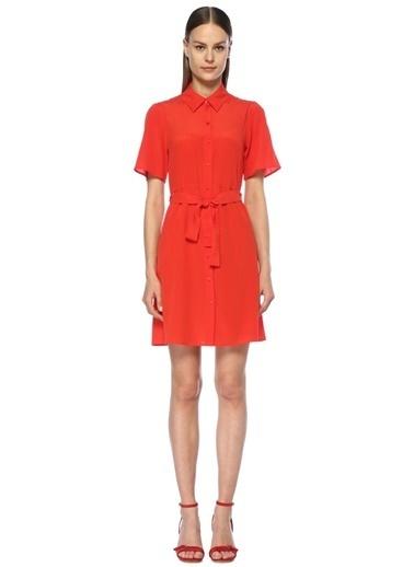 Beymen Elbise Kırmızı